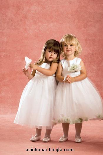 خرید لباس عروس کودکان